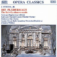 Fontana / Hopferwieser / Dicki / Karwautz / Czech-Slovak Radio Symphony Orchestra - Die Fledermaus - Complete (CD)