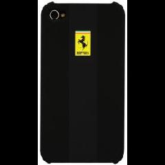 Ferrari Stradale iPhone 4/4S Rubber Hardcase Black