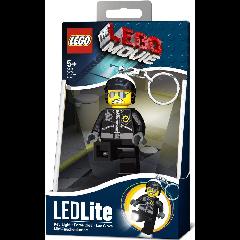 LEGO Movie Bad Cop Key Chain Light