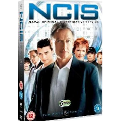NCIS: Naval Criminal Investigative Service Season 5 (DVD)