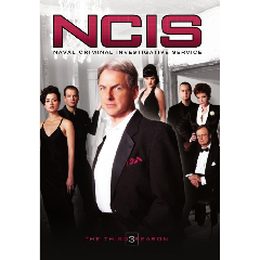 NCIS: Naval Criminal Investigative Service Season 3 (DVD)