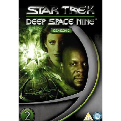 Star Trek Deep Space 9 - Season 2 (Slimline) - (DVD)