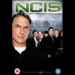 NCIS: Naval Criminal Investigative Service - Season 4 - (DVD)