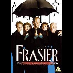 Frasier: The Complete Season 2 - (Import DVD)