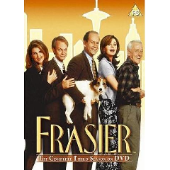 Frasier: The Complete Season 3 - (Import DVD)