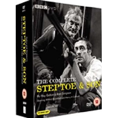 Steptoe & Son-Complete Box Set - (Import DVD)