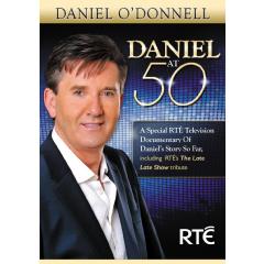 Daniel O'donnell - Daniel At 50 (DVD)