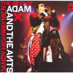 Adam And The Ants - Dandy Highwaymen - The Best Of Adam & The Ants (CD)