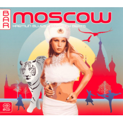 Bar Moscow - Bar Moscow - Kremlin Blues And Cossack Beats (CD)