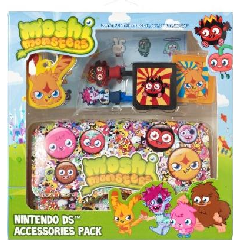 ORB Moshi Monsters: 7 in 1 Accessory Pack Boys Character (NDS, DS Lite, NDSI, 3DS)