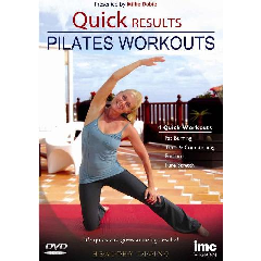 Quick Results Pilates Workout - (Import DVD)