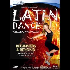 Latin Dance Aerobic Workout: Beginners and Beyond (DVD)
