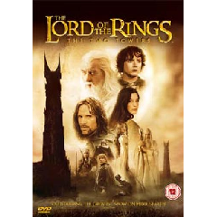 Lord of Rings 2: The Two Towers - (Import DVD)