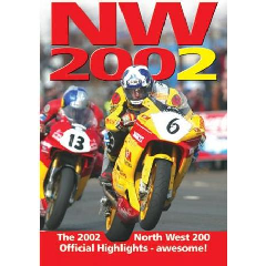 Northwest 200 2002 - (Import DVD)