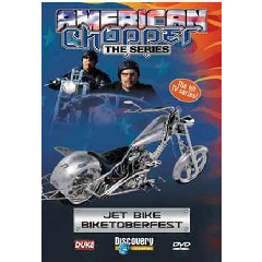 American Chopper-Jet Bike (From Series 1) - (Import DVD)