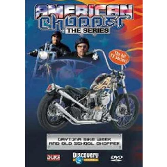 American Chopper-Daytona/Old S (From Series 1) - (Import DVD)