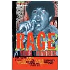 Rage-20 Years of Punk - (Import DVD)