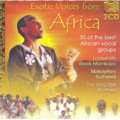 Exotic Voices From Africa - Various Artists (CD)