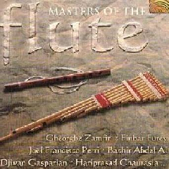 Masters Of Flute - Various Artists (CD)