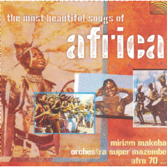 Most Beautiful Songs Of Africa - Various Artists (CD)