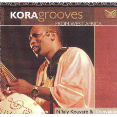 Kora Grooves (2004) - Kora Grooves From West Africa (CD)