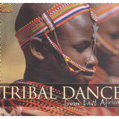 Tribal Dance From East Africa - Tribal Dance From East Africa (CD)