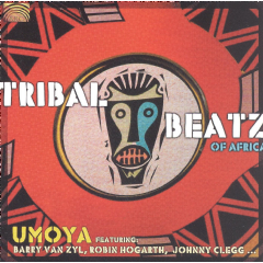 Umoya - Tribal Beatz Of Africa (CD)
