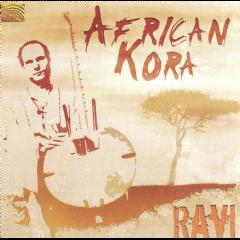 Ravi - African Kora (CD)
