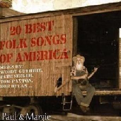 Paul & Margie - 20 Best Folk Songs Of America (CD)