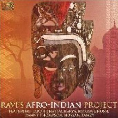 Ravi - Ravi's Afro-india Project (CD)