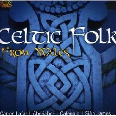 Celtic Folk From Wales - Various Artists (CD)