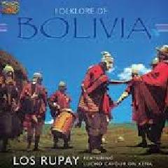 Los Rupay / Lucho Cavour - Folklore De Bolivia (CD)