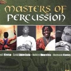 Hirota, Joji / Sola Akingbola / Hossam Ramzy - Masters Of Percussion - Vol.3 (CD)