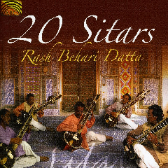Datta, Rash Behari - 20 Sitars (CD)