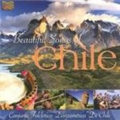 Beautiful Songs Of Chile / Various - Beautiful Songs Of Chile (CD)