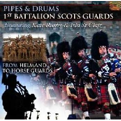 Documentary - Pipes & Drums - From Helmand To Horse Guards (CD)