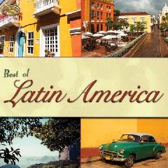 Best Of Latin America - Various Artists (CD)