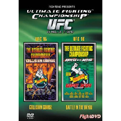 Ufc 15 & 16 Double Set (2 Discs -) - (Import DVD)