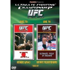 Ufc 25 And 26 - (Import DVD)