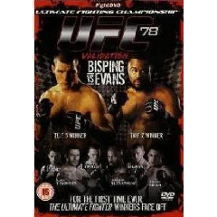 Ufc 78-Validation - (Import DVD)