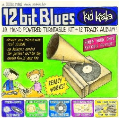 Kid Koala - 12 Bit Blues (CD)