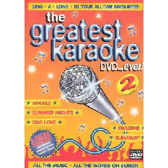 Greatest Karaoke DVD.. Ever 2 - (Import DVD)