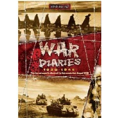 War Diaries 1939-1945 - (Import DVD)