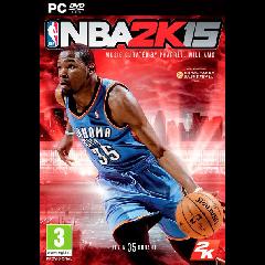 NBA 2K15 (PC DOWNLOAD CODE)