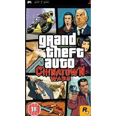 GTA: Chinatown Wars (PSP)$