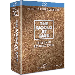 The World at War Collection Re-Mastered (Blu-ray)