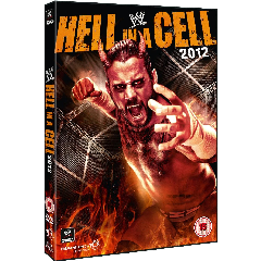 WWE- Hell In A Cell 2012 (DVD)