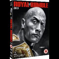 WWE Royal Rumble 2013 (DVD)