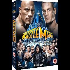 Wrestlemania 29 (Import DVD)