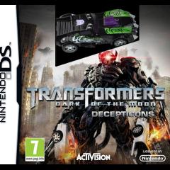 Transformers 3: The Movie Decepticon Bundle (Nintendo NDS)
